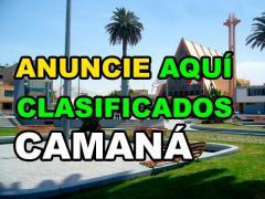 Avisos clasificados en Camaná gratis