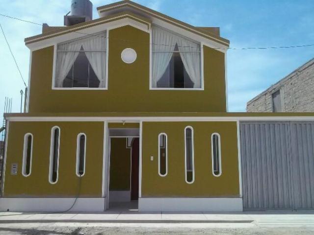 La Punta Camaná, casa de verano